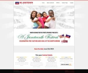 Juneteenth-website